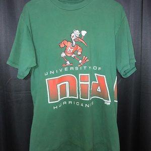 Vintage University of Miami T-Shirt